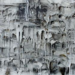 Mania (2006) opera d'arte di Paola Romano