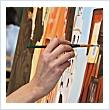 corso di pittura olio su tela
