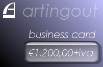 business card per artisti