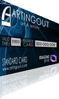 artingout standard card