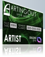 card per artisti
