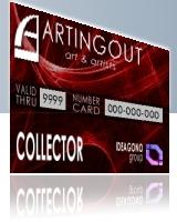 card per collezionisti d'arte