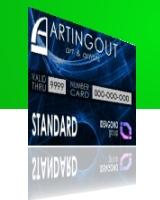 standard card per pubblico e artisti