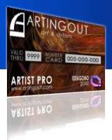 Professional Card per Artisti