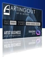 Business Card per Artisti