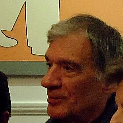 Renato Mambor (foto del 2011)