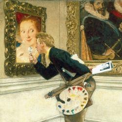Critica d'arte e curatori mostre