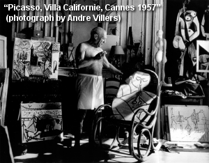Picasso - Cannes 1957
