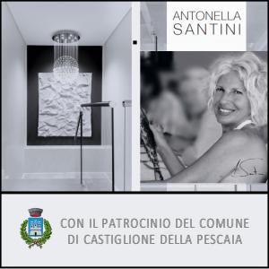 Antonella Santini Mostra d'Arte Castiglione della Pescaia 2021