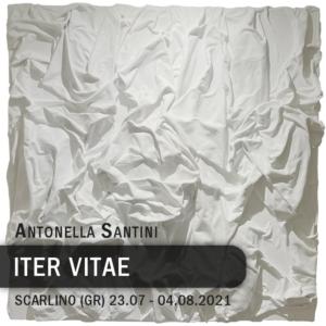 Antonella Santini Artista - Scarlino (GR) 2021 Mostra d'Arte