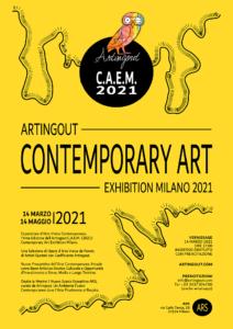 CAEM 2021 Mostra d'Arte Contemporanea Milano 2021 - Bando di Selezione Artisti
