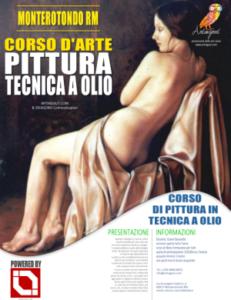 Corsi d'Arte corso di pittura a Monterotondo Roma