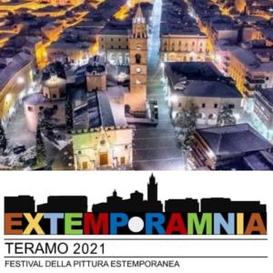 Extemporamnia Teramo 2021 Concorso di Pittura