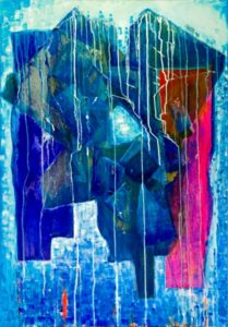 La forma del pensiero. Opera d'arte di Grey Est (2012)