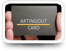 Artingout Card Servizi Arte