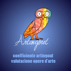 Coefficiente Artingout quotazione artisti emergenti