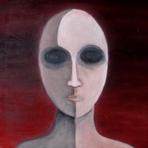 FIG. 1 - Protoumano N. 1 - Cristina Sodano Arte